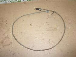 1961 Ford Falcon Speedometer Cable And Housing And Gear 1962 1960 1963 Comet Oem
