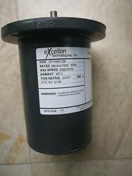 New General Electric 5py59ey2b Tachometer Generator Excellon Tech,