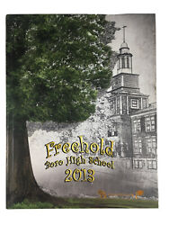 Freehold Boro High School 2013 Yearbook