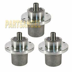 3pk Spindle Assembly For Bad Boy 037-2000-00 037-2050-00