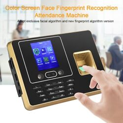 2.8in Attendence Machine Biometric Face Fingerprint Password Id Card Recognition