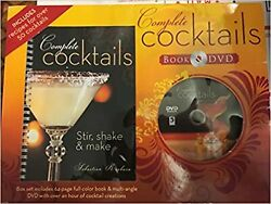 Complete Cocktails Book And Dvd