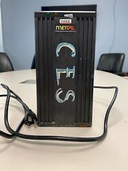 Metcal Ps2e-01 Soldering Station With Power Supply And Power Cord