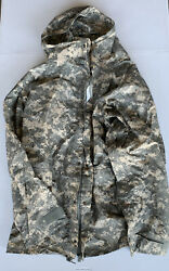 New Acu Army Orc Industries Large Improved Rainsuit Parka Ecwcs Military Usgi