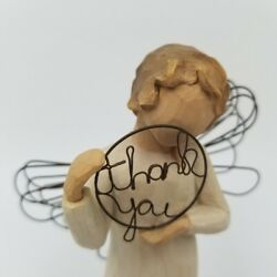 Willow Tree Angel Thank You 5 Figure Sculpture Susan Lordi Demadaco Caring