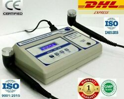 Best Model Ultrasound Therapy 1 And 3 Mhz 103 Two Head Physical Therapy Machine