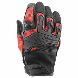 Speed and Strength Backlash Women#x27;s Gloves Red Black Large 872974 $26.50