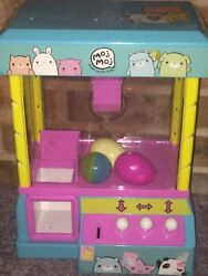 Moj Moj Claw Machine Good Condition Has 6 Coins 3balls And Works Very Well