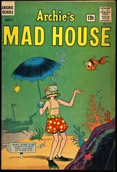 Archie's Mad House 28 1963 3rd Appearance Of Sabrina The Teen-age Witch