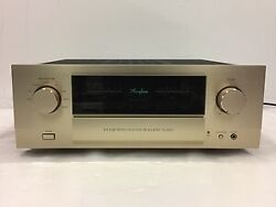 Accuphase E-450 There Are Small Scratches On Both Sides And The Top Of The Front