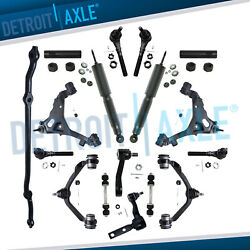 Front Upper Lower Control Arm Suspension Kit For 1997-2002 Expedition F-150 4wd