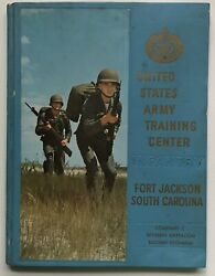 1963 U.s. Army Basic School Yearbook, Co. C, 7th Bn., 2nd Rgt., Fort Jackson, Sc