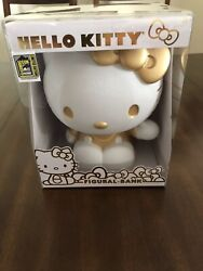 Sdcc 2020 Hello Kitty 60th Anniversary Gold Bank Limited Edition 250 Sold Out