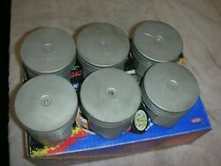 Corvair Trw Std Forged Pistons L2206 Long Skirt Strongest Made In Usa 64-69