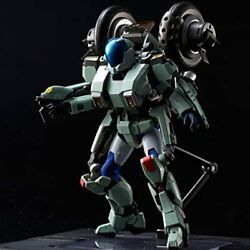 Riobot 1/12 Vr-052t Mospeada Rei 1/12 Scale Painted Action Figure Japan [ntg]