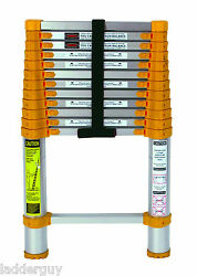 770p Xtend Andamp Climb 12.5and039 Telescoping Extension Ladder Extend And Brand