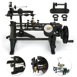 Us Nz-2 Coil Winder Hand-operated Manual Winding Machine Pointer Counting 0-2499