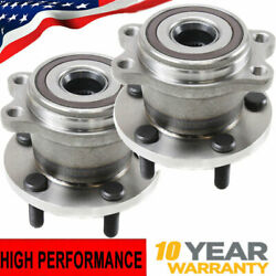 2 Pack Rear Wheel Hub Bearing Assembly Fits 2005-2009 Subaru Legacy And Outback