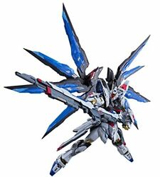 Metal Build Strike Freedom Gundam About 195mm Abs And Pvc And Die-cast Pa...