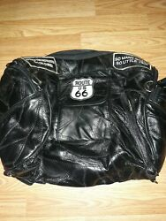 Motorcycle Bag Leather motorcycle accessories $23.00