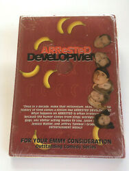 Arrested Development - Season 1 Dvd, 2009, 3-disc Set For Your Consideration