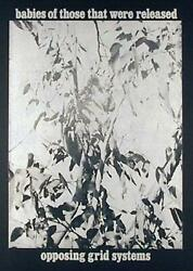 Les Levine, Babies Of Those That Were Released, Photo-etching, Signed And Number