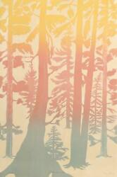 Roslyn Rose Western Hemlock Lithograph Signed And Numbered In Pencil