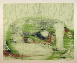 Boc-kyoo Park, Image, Aquatint Etching [signed And Numbered In Pencil]