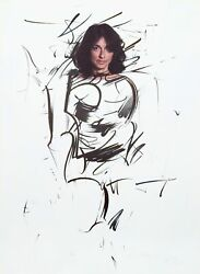 Mel Ramos, I Still Get A Thrill When I See Bill Ii, Lithograph, Signed In Pencil