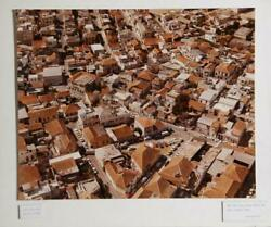 Theodore Cohen, And They Shall Build Houses And Shall Inhabit Them, Color Photog