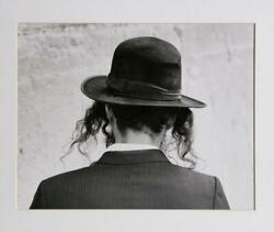 Theodore Cohen At The Kotel Photograph
