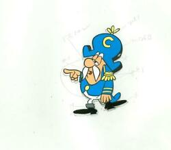Jay Ward, Untitled - Cap'n Crunch 1, Acetate Cel And Pencil Drawing