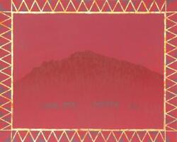 Paul Henry Brach, Sandia, Screenprint, Signed And Numbered In Pencil
