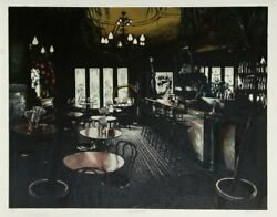 Harry Mccormick, La Cabana, Screenprint, Signed And Numbered In Pencil
