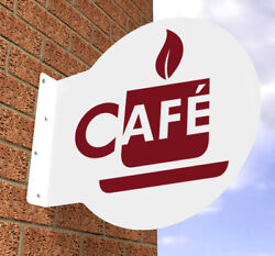 Cafe Sign Shop Sign Tea Room Sign Coffee Shop Sign Restaurant Incl.free Printing