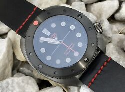 🔥duxot Dx-2006-03 Automatic🔥sapphire Crystal 44mm 250 Meter Trench Msrp 880