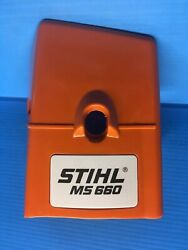 Stihl 066 Ms660 Chainsaw Top Cylinder Cover -------------free Shipping