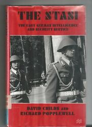 The Stasi The East German Intelligence And Security Service By David Childs