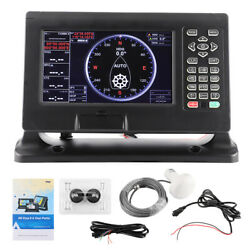 8in Marine Bds/gps Navigator Lcd Display Chart Plotter Support For Xinuo C‑map