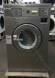 Huebsch Hc20md2 Washer 20lb Coin 220v 3ph Reconditioned