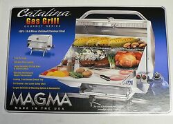 Magma Gas Grill Catalina 2 Gourmet Series A1012182 12 X 18 Boat Grill