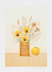Mary Faulconer, Ginger Beer Ii, Lithograph, Signed And Numbered In Pencil