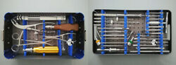 Small Fragment System Instruments Set For Orthopedic Trauma Surgical Instruments