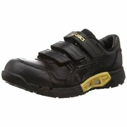 Asics Working Safety Work Shoes Win Job Cp305 Wide 1271a035 Black Us9.5 27.5cm