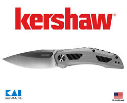 Kershaw Folding Knives 5510 Norad 3.3 Blade D2 Steel Gray Pvd Stainless Handle