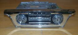 Vintage Oldsmobile Delco Radio The Face Plate Completes Your Dash