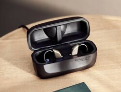 Resound One Rechargeable+charger+made For Iphone+android+3 Years Warranty