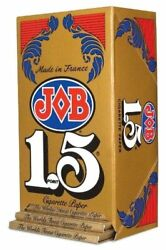 Job 1.5 Gold Rolling Papers - 24 Packs