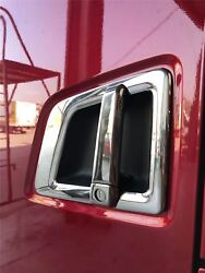 To Fit 2017+ New Generation Scania R And S Series Door Handle Covers