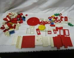 Vintage Legos - Over 150 Pieces - Various Size And Shapes